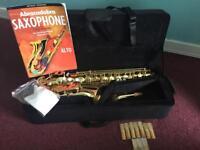 Sonata alto saxophone
