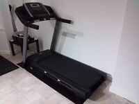 Nordic track C100 Amazing Treadmill Rated 5/5 Exceptional Condition Still Under Warranty
