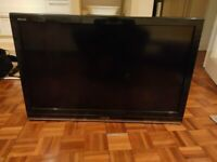 HD Toshiba TV 32inch with optional wall mount