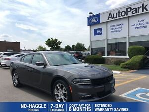 2016 Dodge Charger SXT AWD| Sunroof| Heated seats