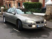 Vauxhall Omega 3.0 V6 Elite 1996 MOT ONLY 86000 miles