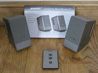 Bose External Speakers