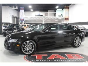 2013 Audi A7 3.0T | 1-OWNER | CLEAN CARPROOF