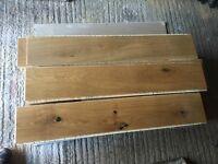 Used engineered wood flooring 9.5sqm