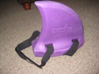 Purple Swim Fin
