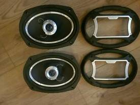 Vibe slick 6x9 speakers