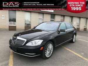 2011 Mercedes-Benz S-Class S550 4MATIC NAVIGATION/PANORAMIC ROOF