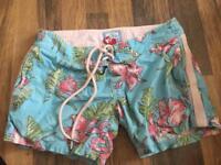 Superdry swimming trunks