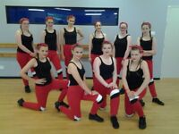 DANCEWORKS Classes in Ballet Basics, Modern Jazz, Contemporary, Street, Commercial and Hip-hop Dance