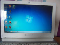 packard bell notebook with charger