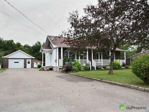 199 000$ - Bungalow à vendre à Canton Tremblay