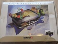 Sigg Grillette / Raclette. Tabletop Hotplate / Grill