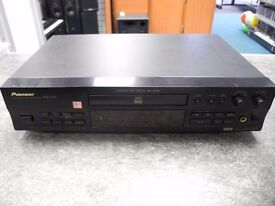 Pioneer PDR-609 Compact Disc Recorder No Remote
