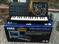 Korg MS-20ic Synth Legacy Controller URGENT