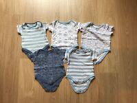 Newborn - 1 month clothes starter bundle