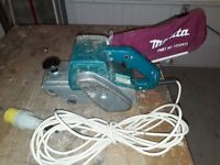Makita Belt Sander Model 9410 110v