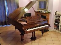 Restored C. Bechstein 6'8 Grand Piano | Free UK + France Delivery