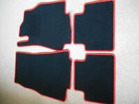 Mercedes A Class ('04-'12) Tailored Velour Car Mats