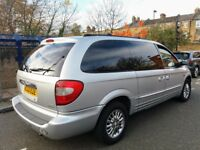 Chrysler Grand Voyager 3.3 Auto 7 seater