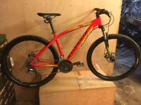 Specialized Pitch Mountain Bike ex-hire fleet sale Hardtail cross country bicycle
