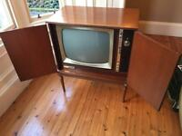 GEC Regency 25 (2030) - Old retro colour TV