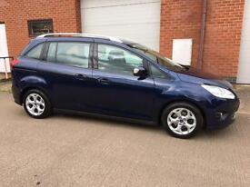 Ford Grand C-Max 7 seats petrol manual p/x possible