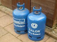 2x15KG GAS BOTTLES