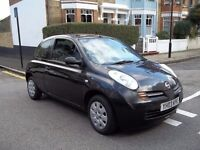 automatic micra, low mileage , hpi clear, service history