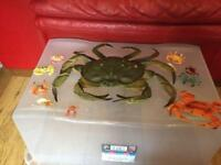 Plastic toy crabs for sale