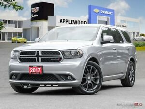 2017 Dodge Durango R/T RT, HEMI, LEATHER, SUNROOF, NAVIGATION