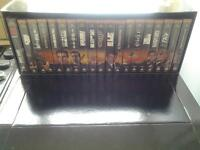 James Bond 007 VHS Widescreen Collector's boxset plus additional films for sale