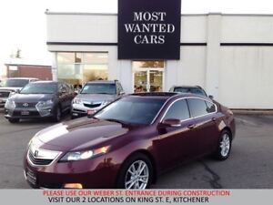 2013 Acura TL 3.5L | NO ACCIDENTS | LEATHER
