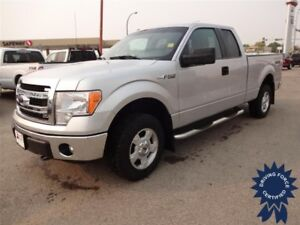 2014 Ford F-150 XLT 4WD SuperCab, 3.7L V6, 97,214 KMs, Gas