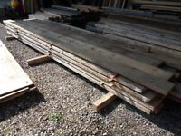 """9"""" x 2"""" timber 15ft lengths approx just £15 per length / 20 lengths available"""