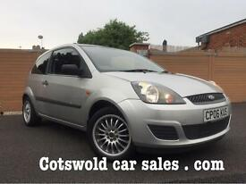 2006 Ford Fiesta 1.2 23000 miles 1 years no advisories mot just serviced
