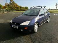 Ford Focus 1.8 petrol manual in very clean condition with MOT