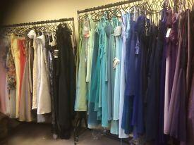 Designer evening dresses for sale £30- £95