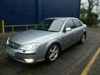 FORD MONDEO 2.0 PETROL AUTO TITANIUM TOP OF THE RANGE