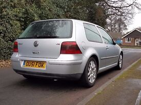 MK4 Golf 1.9 GT TDi - Selling to be repaired (Misfire)