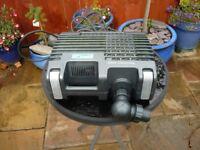 Hozelock Aquaforce 6000 LPH koi fish pond pump