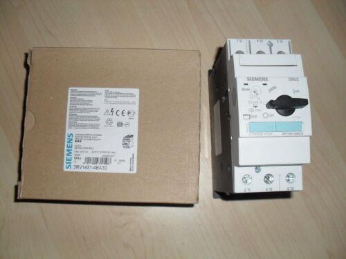 Siemens 3RV1431-4BA10 Circuit Breaker Transformer Protection