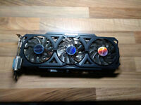 Gigabyte AMD R9 270X OC Graphics Card (4GB, DDR5, PCI-E), Perfect Condition, Cleaned