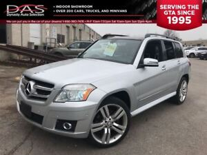 2010 Mercedes-Benz GLK-Class GLK350 4MATIC PANORAMIC ROOF/LEATHE