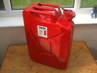 Brand New 20 litre Jerry Can.