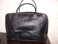 ESTEE LAUDER BLACK TOTE BAG