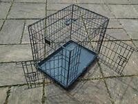 Small Dog Cage