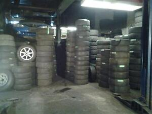USED TIRE SALE EVENT!! FREE INSTALLATION AND BALANCE!!!