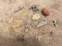 Assorted Star Wars Micro Machines