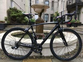 Road carbon bike