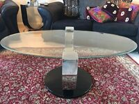 Lambourne Coffee Table and Lamp Table Set for Sale - Brand new condition